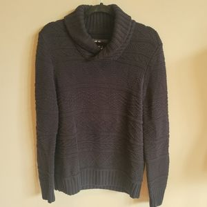 American Eagle Outfitters Oversized Sweater Navy S